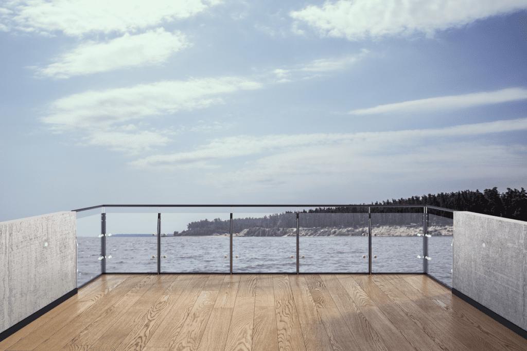 Położenie i parametry balkonu