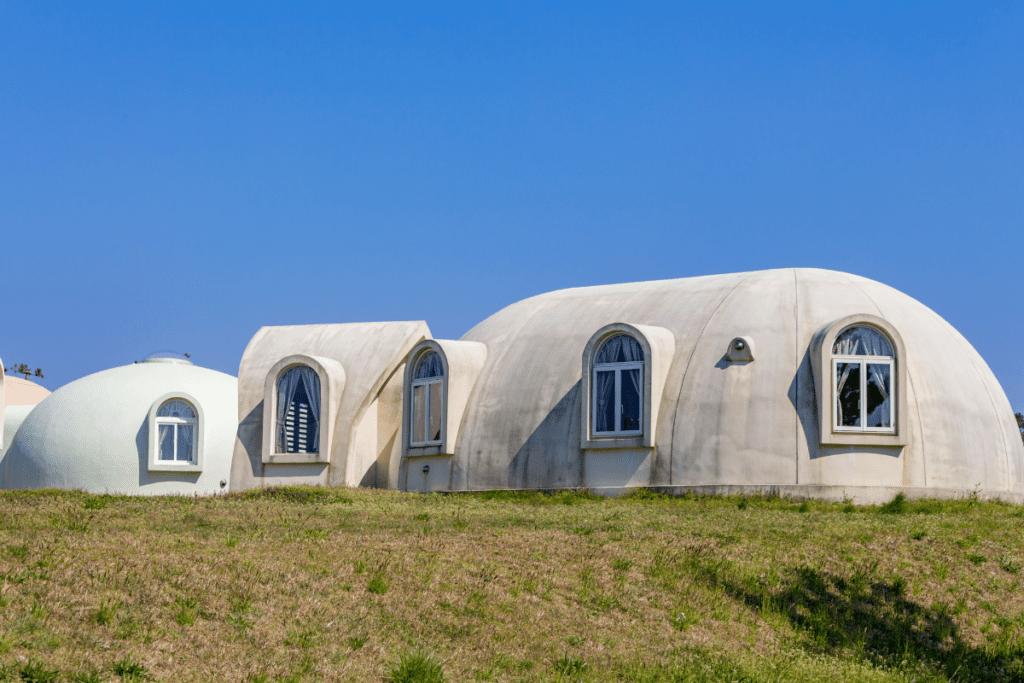 Domy kopułowe w Polsce