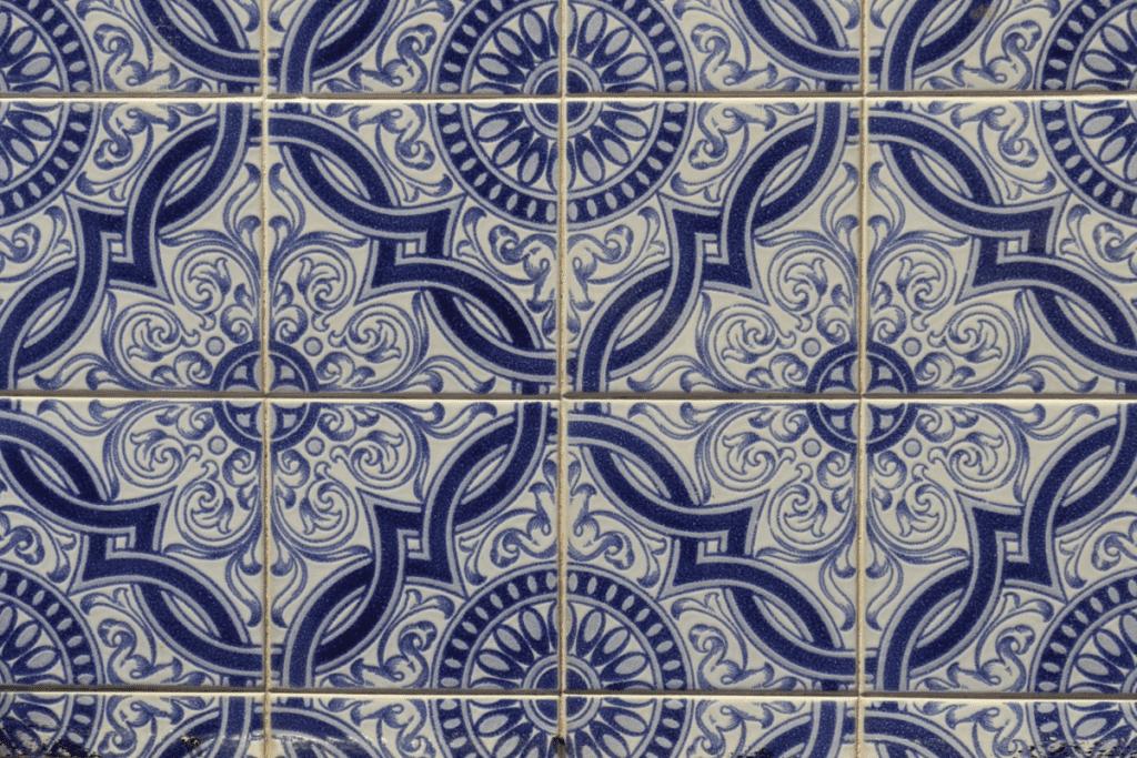 Portugalskie płytki azulejos