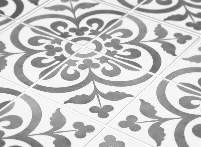 naklejki na płytki podłogowe