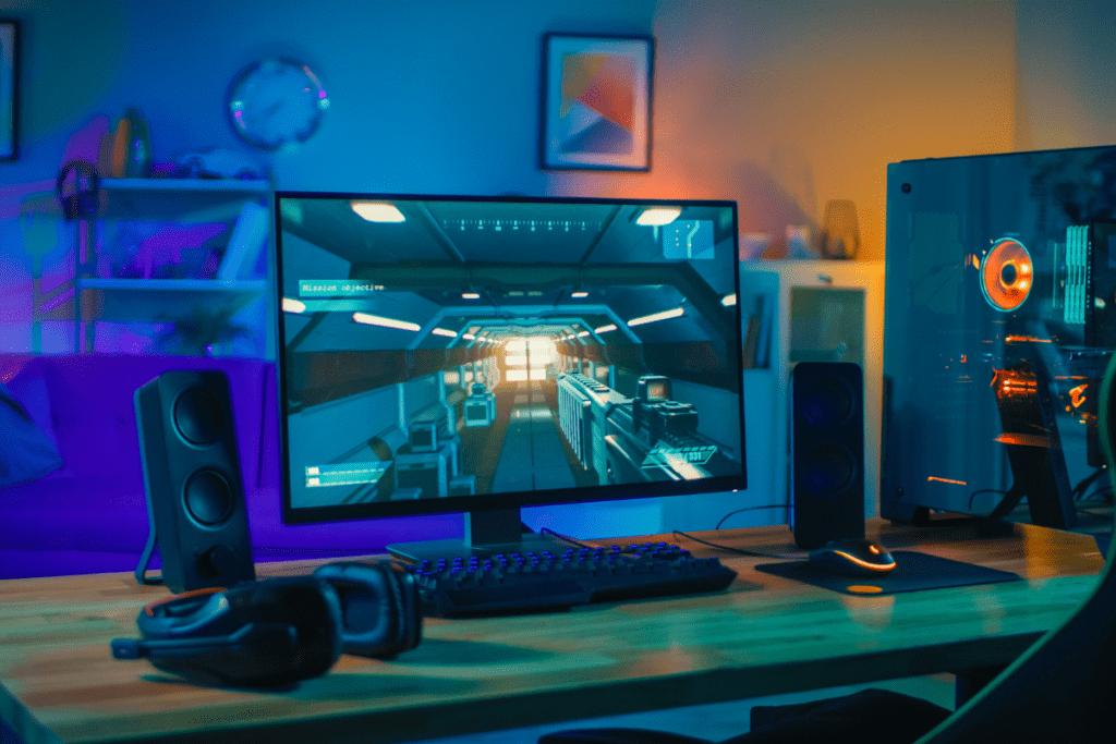 Gamingowe nagłośnienie