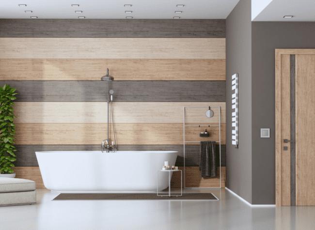 panele ścienne do łazienki