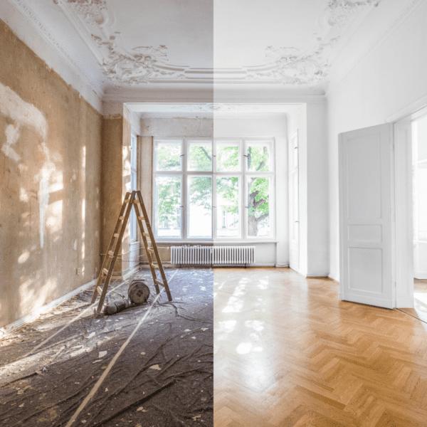 wykończenie mieszkania
