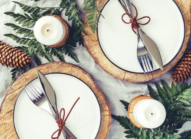 dekoracja stołu aranżacje