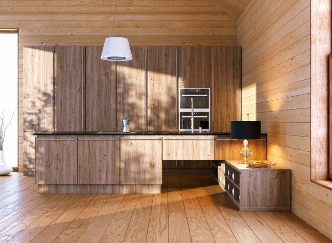 drewno na ścianę pomysły