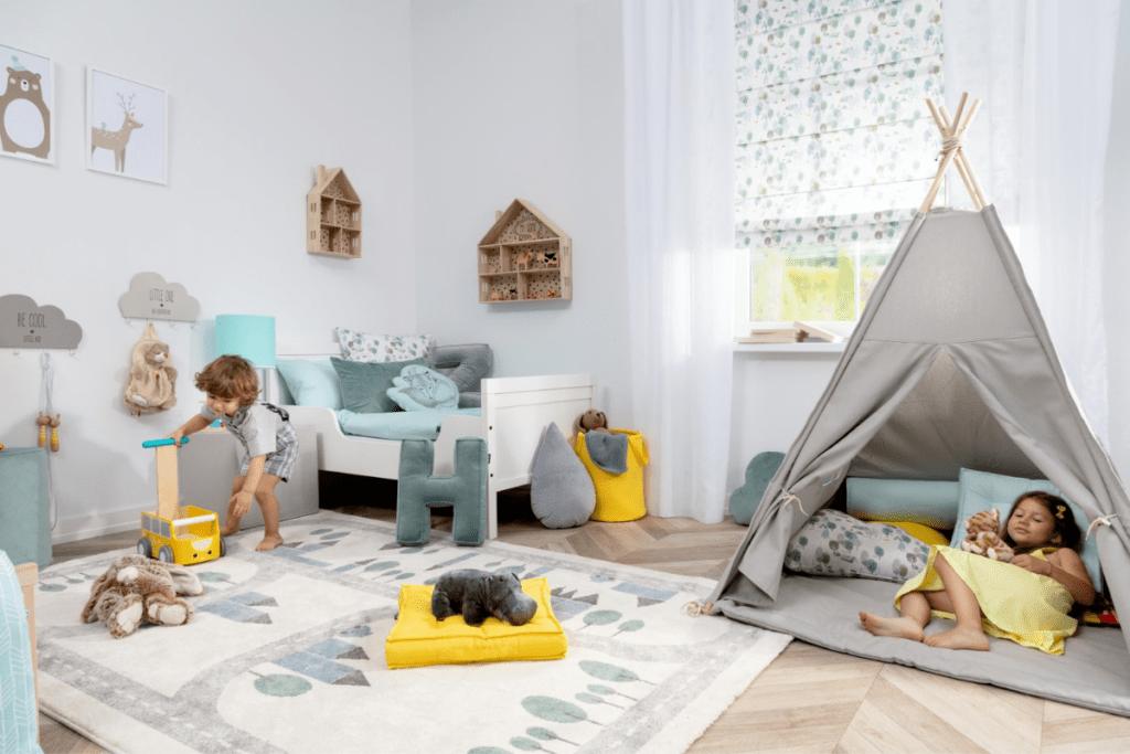 Jak zaaranżować pokój dziecięcy?