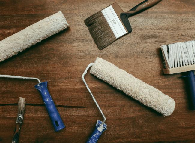 Gruntowanie podczas remontu
