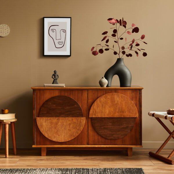 kolor drewna inspiracje