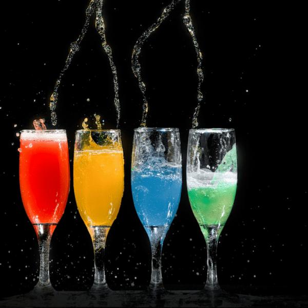 rodzaje kieliszków do alkoholu