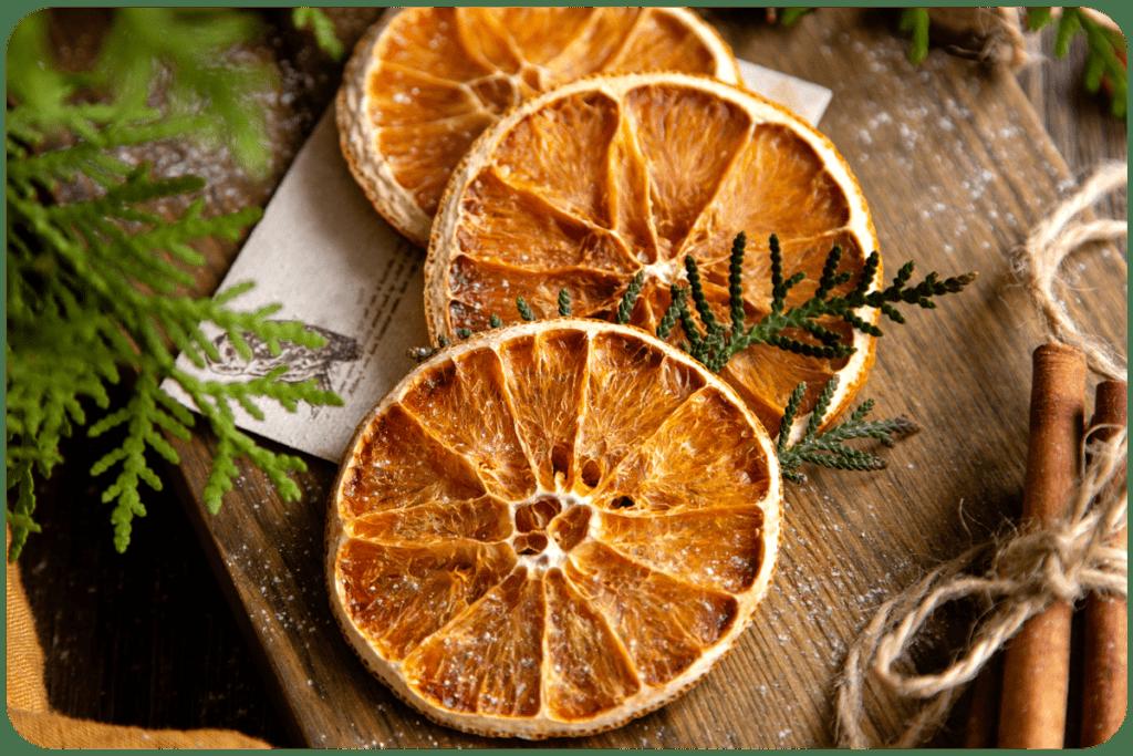 suszone pomarańcze jak przygotować
