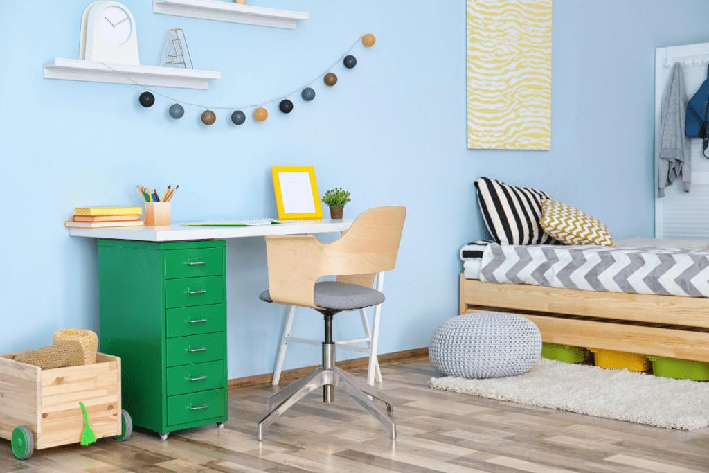 Ergonomiczne krzesło dla dzieci