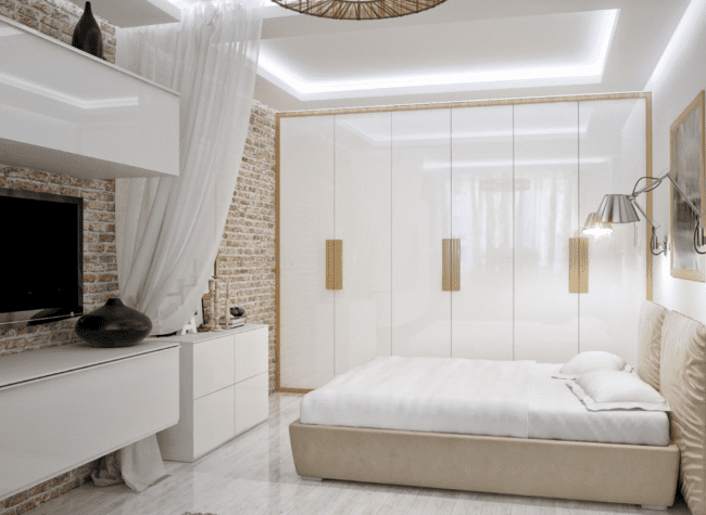 Sypialnia bez okna