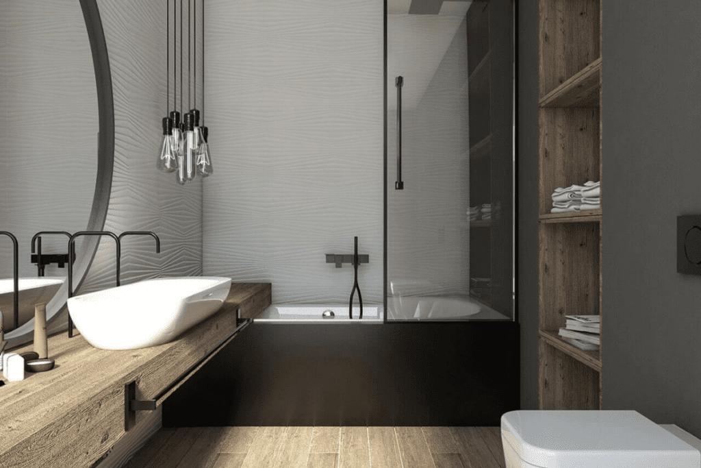 Wanna z funkcją prysznica